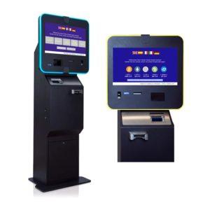 Kryptowährungen am Bitcoin Automaten kaufen
